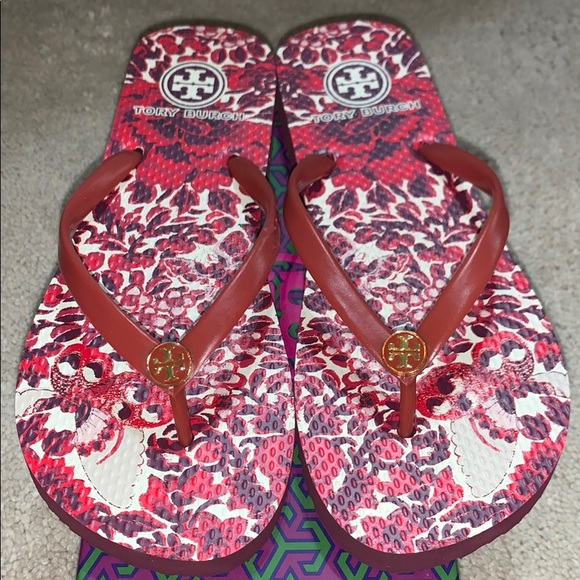 Tory Burch Shoes - Tory Burch thin flip flop